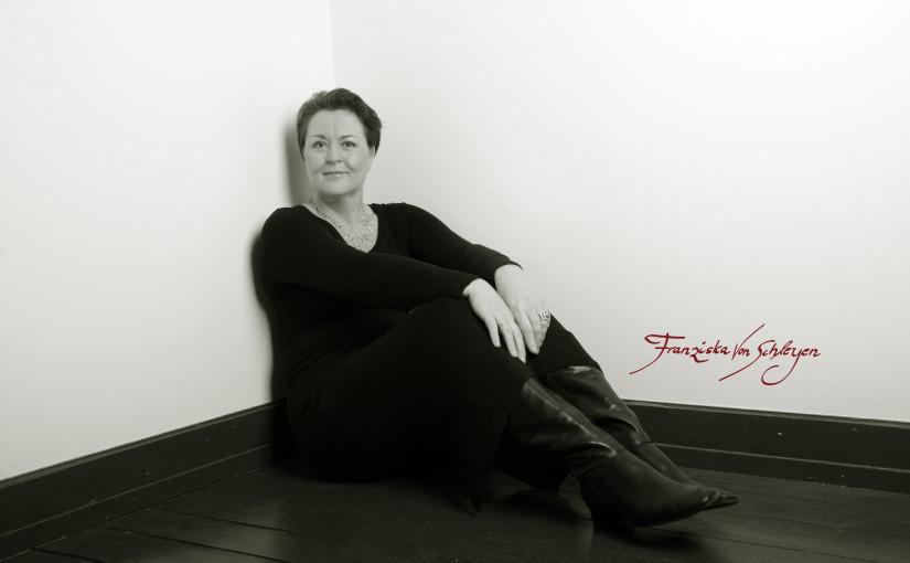 Autorin Franziska von Schleyen