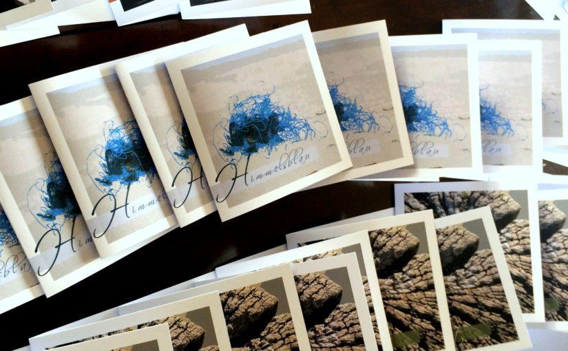 Kunstkarten und Gedichtband – ein Glücksgefühl