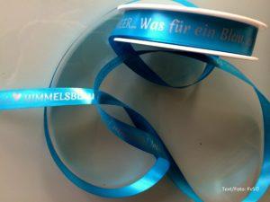Himmelsblau - Gedichtband
